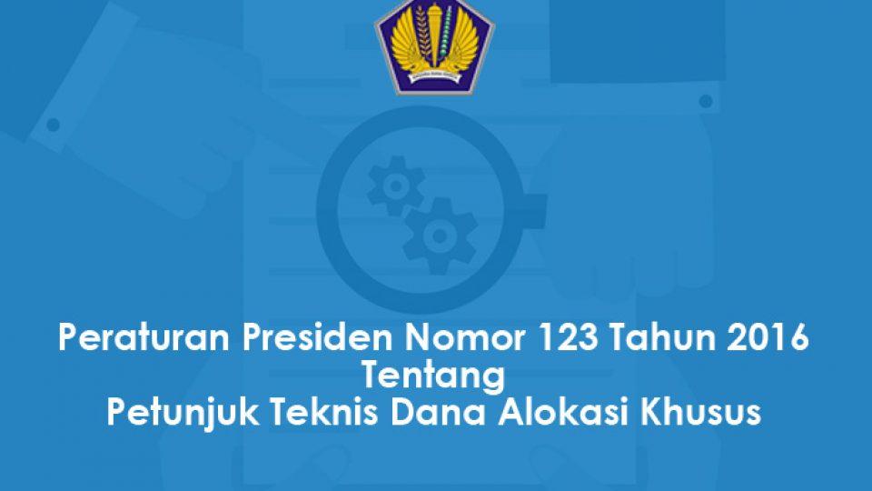 PP 123-2016
