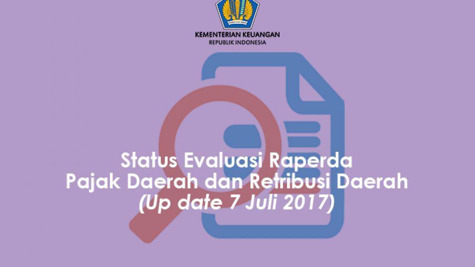 Status Raperda 7 Juli