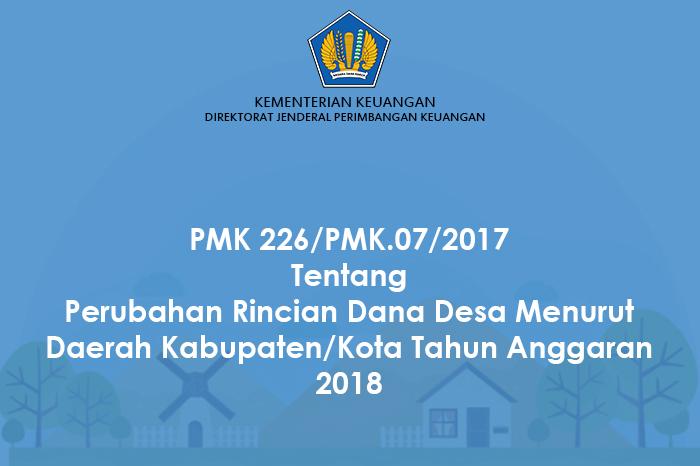 01 2018 PMK 266 Rincian Dandes