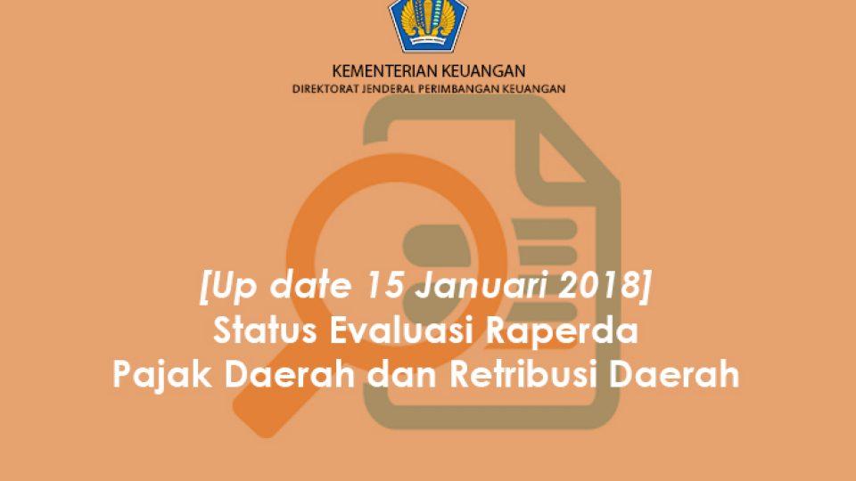 15 Januari 2018