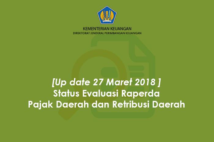 27 Maret 2018