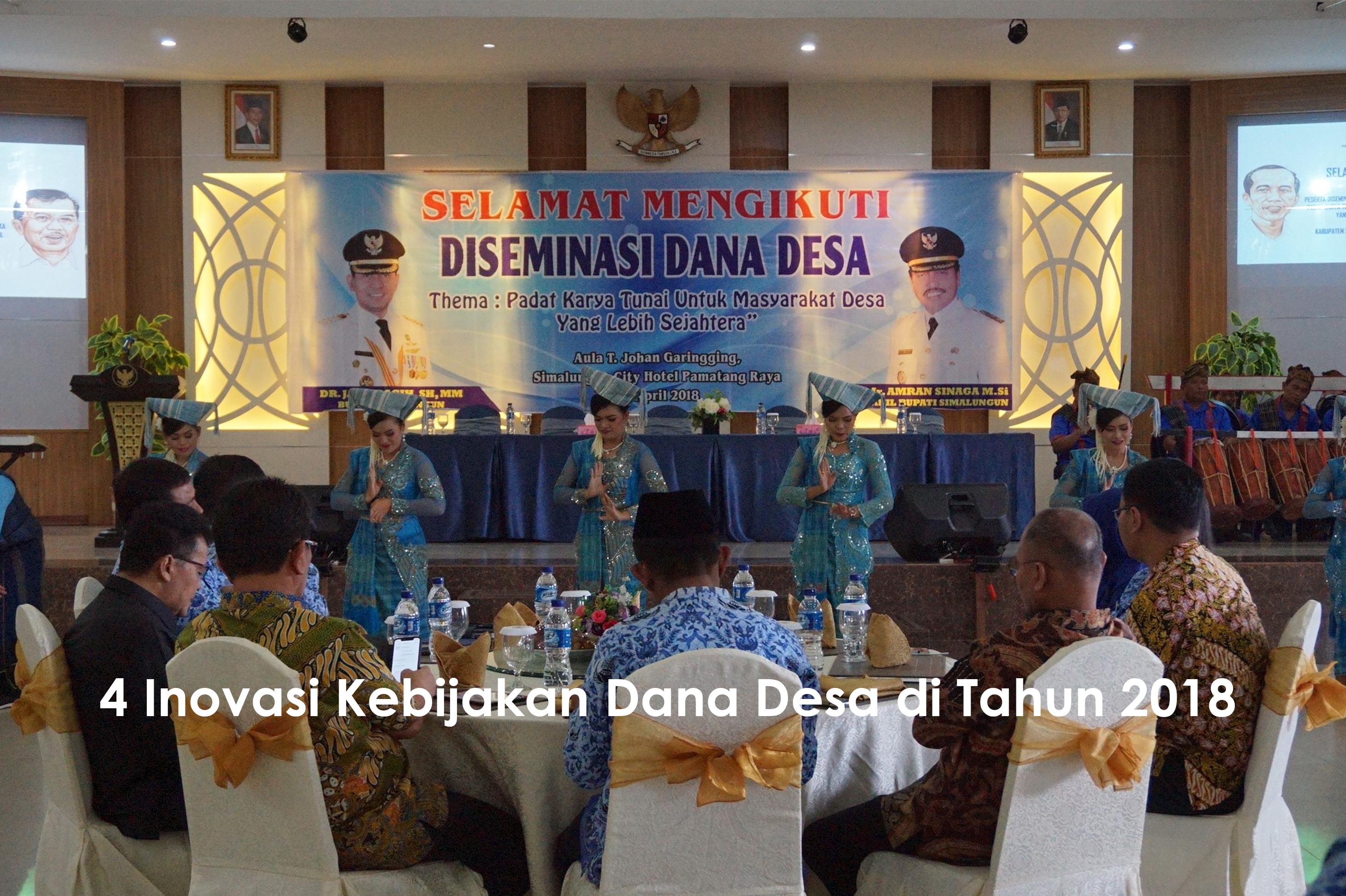 Feature Inovasi Dana Desa