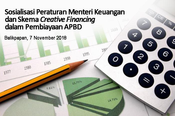 sos PMK dan creative financing balikpapan