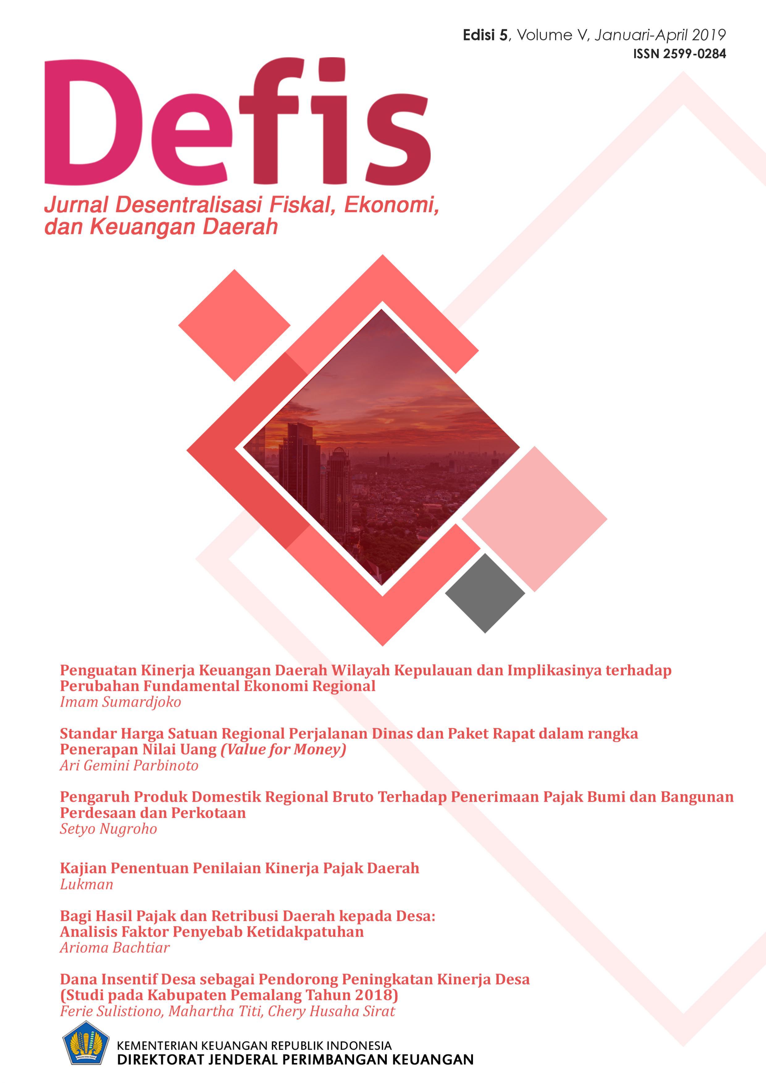 Jurnal Defis Edisi 5