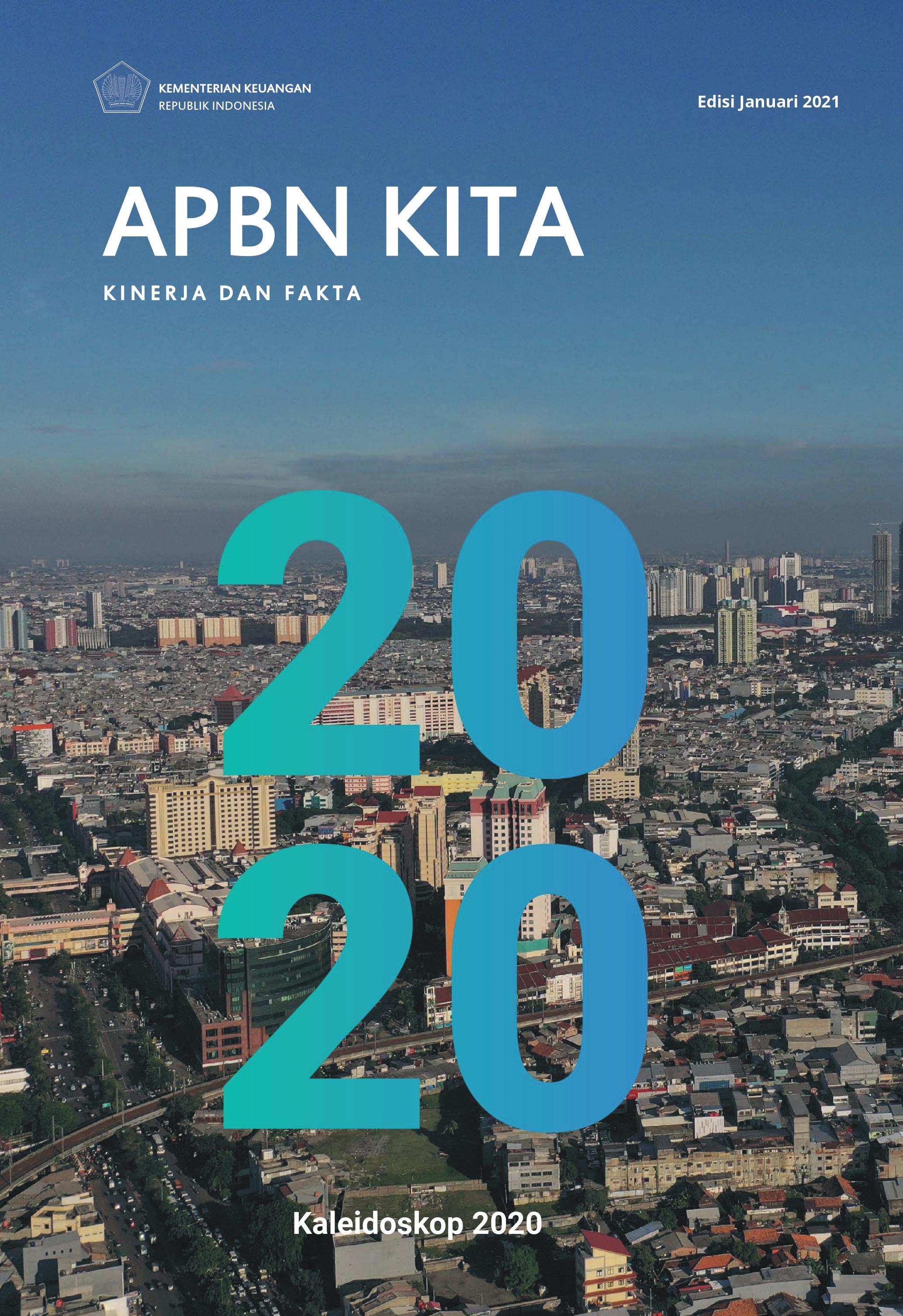 APBN KITA Edisi Januari 2021