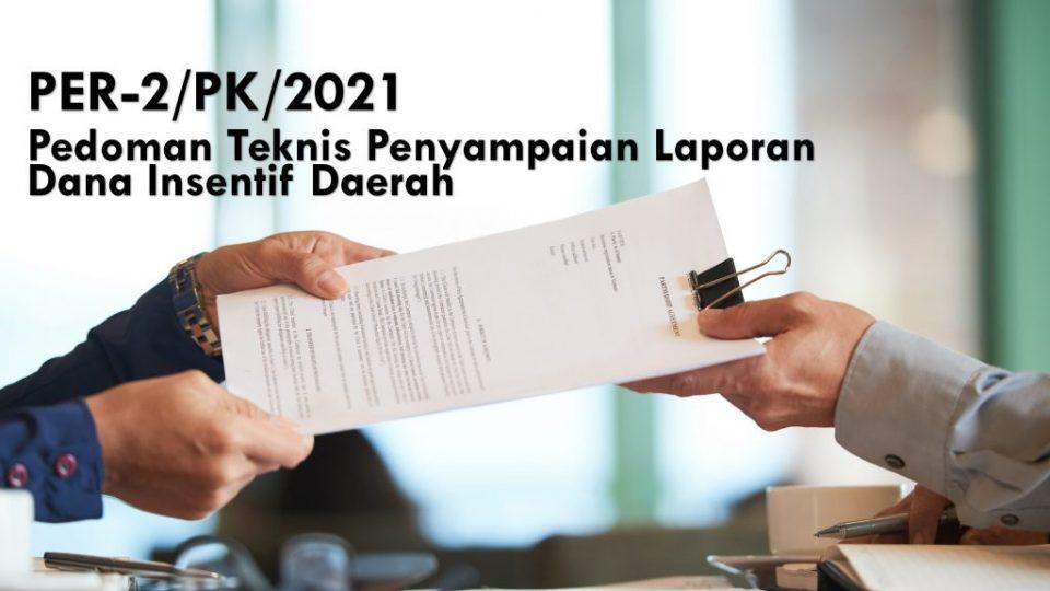 Perdirjen Nomor 2 Tahun 2021
