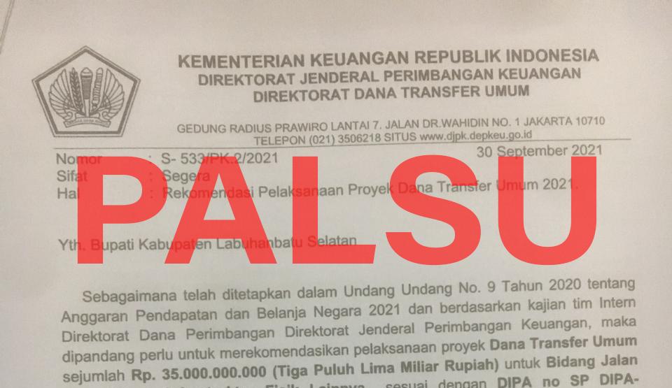 cover Palsu